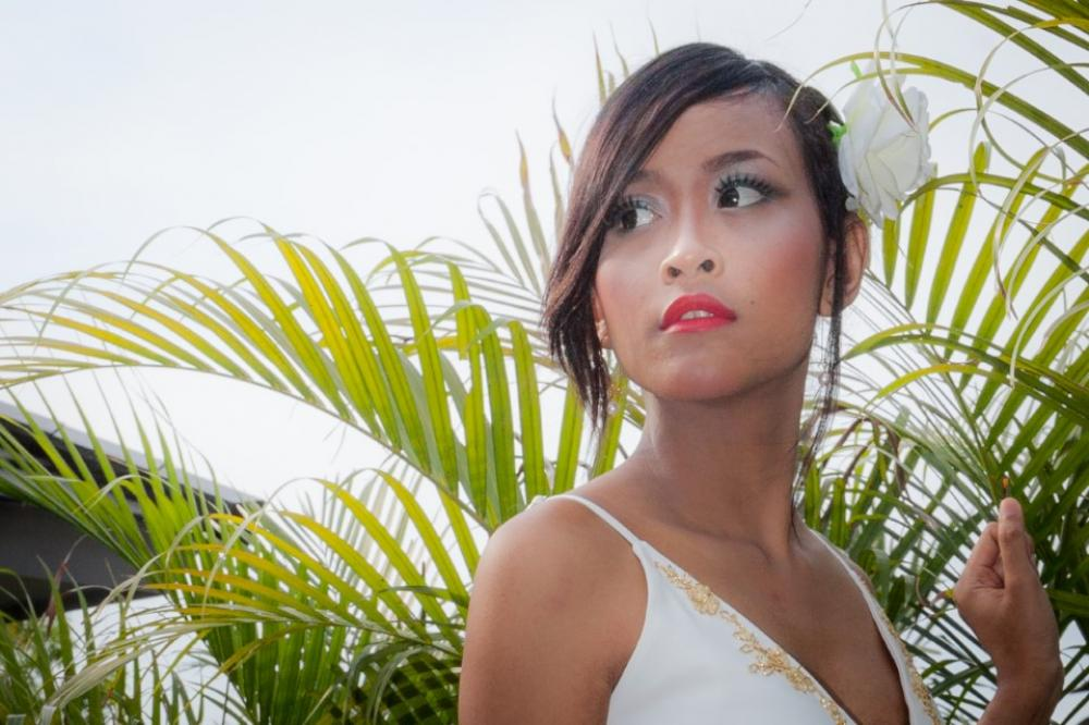 Indonesian Fashion Bali Girl 0771